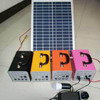 Home using green energy Portable solar Lighting kit with 10W mini solar panel for lighting