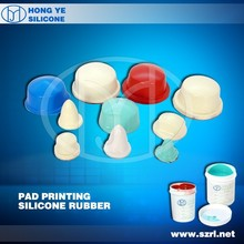 easy operation pad printing silicone Wacker 623
