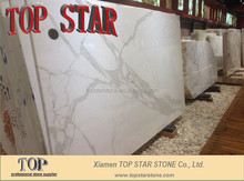 2015 NEW Calacatta White Marble from TOP STAR