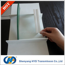 soft and paper-thin Antistatic Polyester fabric pu conveyor belt