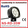 China manufacture 35w cree marine led work light for Automobiles & Motorcycles