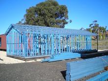 prefab steel frame home villa house 3D design to Australia Market