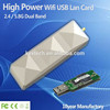 New Dualband 802.11b/g/n usb wireless lan card dongle for PC and laptop