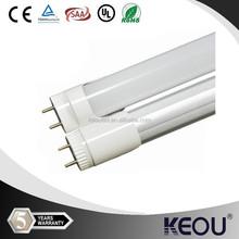 saving energy PF>0.95 30watt 150cm led tube t8/led t8 tube/ t8 led tube/led tube, 30w t8 tube led rotating caps end