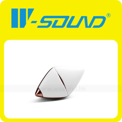 wireless stereo mini cool elegant high quality crystal bluetooth earphone