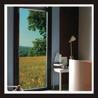 Double glazed aluminium used exterior french bifold door