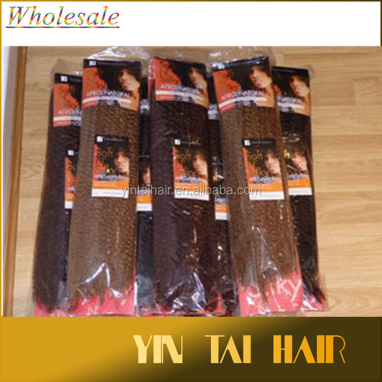 Synthetic Hair Extension Premium Quality Soft N Silky Afro
