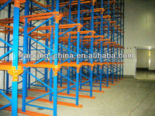Drive In Racks System For Warehouse Storage