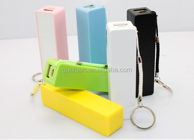(Hot) Perfume Style Portable Power Bank 2600 mAh Power Bank for Mobile