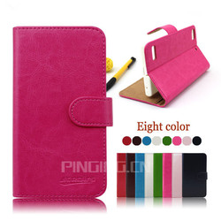Luxury book style pu leather case for ZTE Zmax 2 , mobile phone case for ZTE Zmax 2