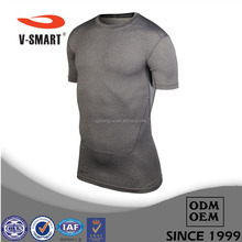 CT003 2015 New Sports Wear Latest Model Running Dri Fit Men's T Shirt Short Sleeve Custom Shirt