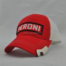 Design Logo Popular and Hot New Bottle Opener Trucker Mesh Baseball Cap