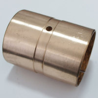 Customized self-lubricating pb2 bronze bushing