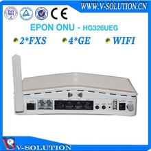 Fiber to the home solution MTK ZTE Chipset GEPON EPON Modem Router