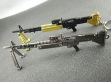 Custom Zinc Alloy CF Game Gun Model Metal toy Model