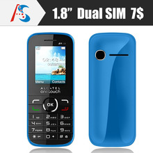 dual sim basic mobile phone 6$