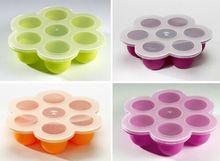 RENJIA ce cube tray with lid and logo,ice cube tray with lid,silicone ice tray lid