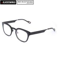 Hot Sell Eyeglasses Frames Stainless Steel Eyewear for Men and Women