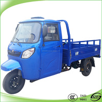 200cc water cool tricycle cabin closed for cargo