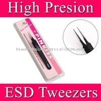Tweezers for eyelash extension (ESD 14)