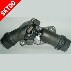 HIGH QUALITY OEM part 1153 7 509 227 used for b mw 97 degree with gasket engine coolant thermostat