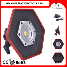 New type Waterproof Super Bright 1800lm 20W COB rechargeable LED FLOOD LIGHT