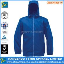 men waterproof foldable lightweight jacket