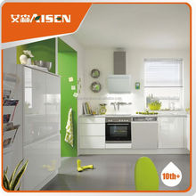 Popular for the market factory directly house use gray kitchen cupboard