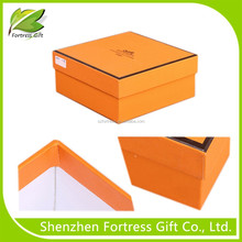 High quality customized rigid paper box