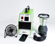 Popular portable 300w solar power generator system, solar power system, solar generator