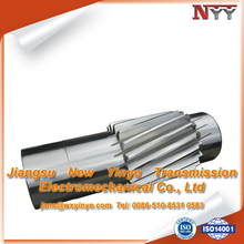 SAFETY HEAD GEAR SHAFT FOR MACHINE