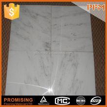 Restaurant flaw line marble tile bulk good