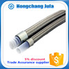 quick release non-toxic stainless steel teflon PTFE Braided hoses