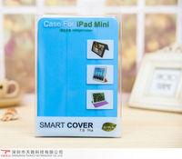 """Famous brand handbags and wallets 7"""" tablet pu for ipad mini leather case P-iPDMINICASE104"""