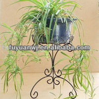 2014 wholesale metal graden decorative pot stand for flower