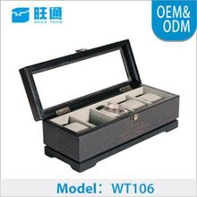 New Product Made-in-China Customized wooden display watch case