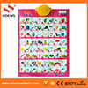new children sound talking wall chart for kids education stimulate kids learning