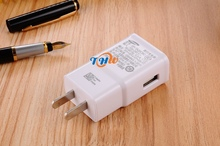 Top Quality Travel Wall Adapter Charger US/EU Plug for Samsung Galaxy S6 Note 4 S6 Edge