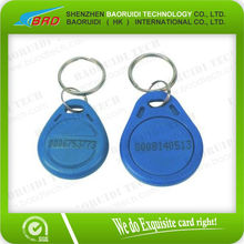 Chinese factory plastic door access card