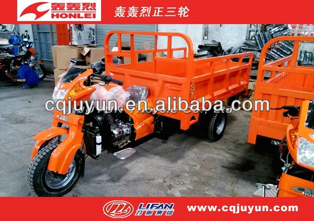 LIFAN Cargo Tricycle made in China/Cargo Tricycle for loading HL200ZH-2A1