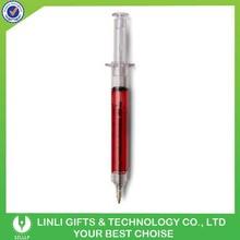 Hospital Promotion Gift Plastic Logo Injection Pen