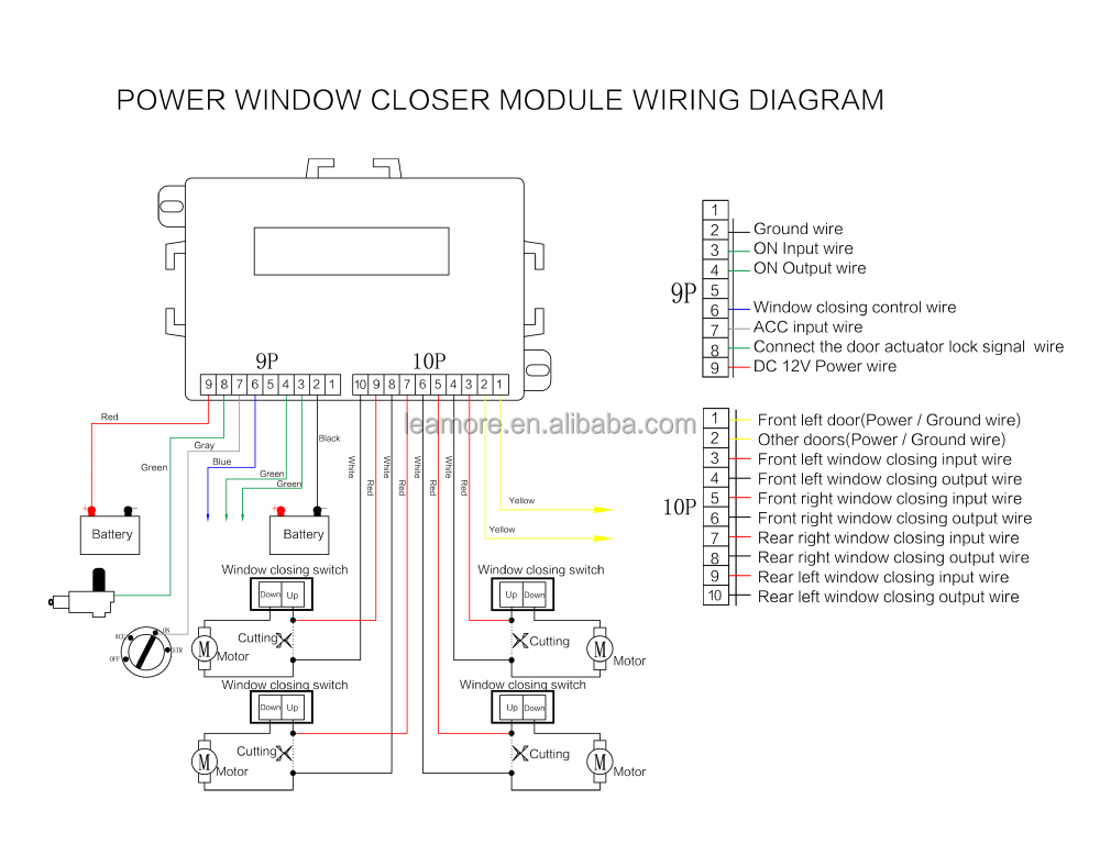 Alarm Wiring Diagrams : Car alarm wiring diagram wires security installation