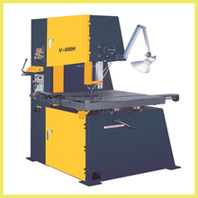 High Speed Small Vertical Metal Tube Cutting V-500H