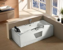 Promoci n inflable spa jacuzzi compras online de inflable for Jacuzzi interior precios