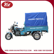 High quality fashion popular hot selling 200cc blue air-cooled hybrid tricycle