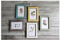 mew brand factory customized cheap wooden photo frame