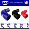 turbo charger raidator hose/auto silicone turbo hose pipe kits/90 degree rubber radiator hose