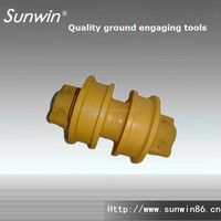 high quality bulldozer undercarriage parts track roller DF bottom roller for D7F