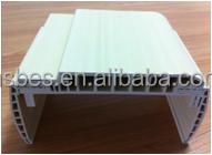 B-type wood plastic composite door case