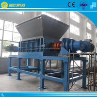 Used Plastic Shredder machine Recycling Plant for sale